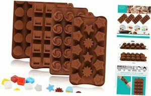 Silicone Candy Molds Chocolate Mold Mini Silicone Molds for Candies