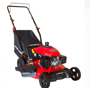 Push Lawn Mower 170cc with Steel Deck PowerSmart 21quot; 3 in 1 Gasoline Brand New $189.99