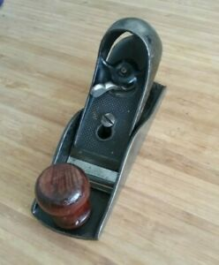 Antique Stanley No 203 Sweetheart Block Plane * Tiny amp; RARE* Collectable Plane $44.00