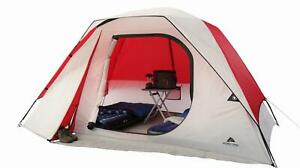 Ozark Trail 6 Person Dome Outdoor Sporting Goods Large Storage Camping Gear Tent