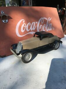 30s turner toys packard coupe restored $200.00