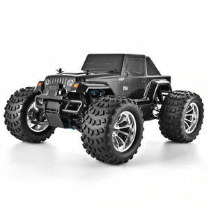 Rc Car Speed High Racing Hobby Remote Control 2.4 Ghz Cars Offroad 4wd Epochair $320.99