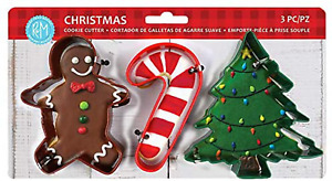 RM International Christmas Cookie Cutters 3 Count $7.99