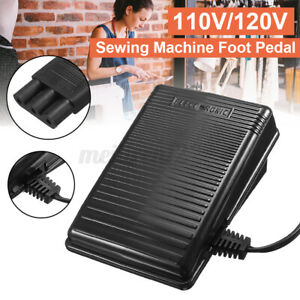 Applicable Variou Electronic Foot Control Pedal Sewing Singer Machine Power Cord $18.43