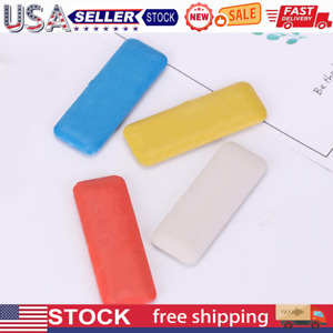 4pcs Colorful Erasable Tailors Chalk Fabric Patchwork Marker Sewing Tool $7.78