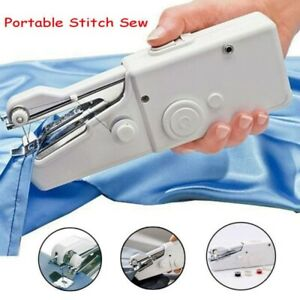 Mini Electric Tailor Stitch Hand held Sewing Portable Machine Tool $9.99