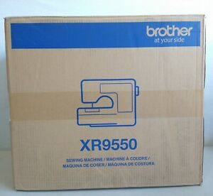 Brother XR9550 Sewing and Quilting Machine Computerized 165 Built in Stitches $199.00