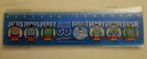 Thomas and Friends Plastic Ruler Straight 15cm Measuring Tool for kids School $4.00