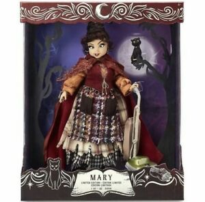 Disney Limited Edition Mary Sanderson Hocus Pocus Doll *Confirmed Order* $229.99