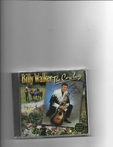 BILLY WALKER CD THE COWBOY NEW SEALED $7.99