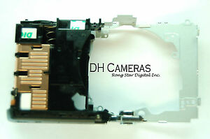 GENUINE CANON Powershot S95 Middle Frame With BATTERY DOOR CM1-6445