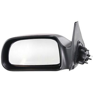 Manual Remote Side View Mirror Fixed Driver Left LH for 00-04 Tacoma Pickup