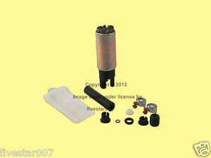 OEM DENSO Gas Electric Fuel Pump w/ Filter Sock Strainer Screen Kit for Toyota