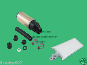 OEM DENSO Electric Fuel Pump w/ Filter Sock Strainer Screen for Toyota for Lexus
