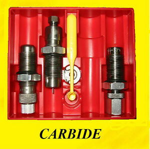 ** New  Set** 45 acp  Carbide 3-Die Set