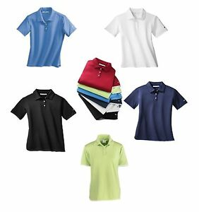 5 NIKE Golf Ladies X-LARGE Sphere Dry Polo Sport Shirts Dri Fit Womens Size XL