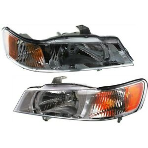 Headlight Set For 99 2002 2003 2004 Honda Odyssey Left and Right 2Pc $75.61