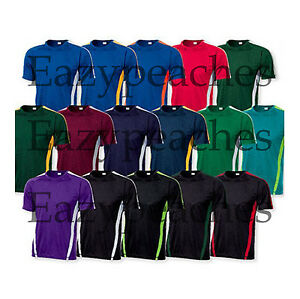 Dry Zone Competitor Colorblock dri fit Performance T shirts Mens S 4XL LT 4XLT $6.95