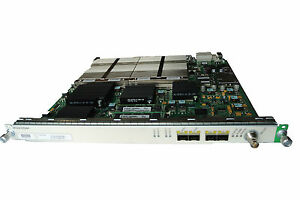 Cisco RFGW-DS384 RF Gateway Downstream 384 Universal Edge QAM Line Card w 64 Li