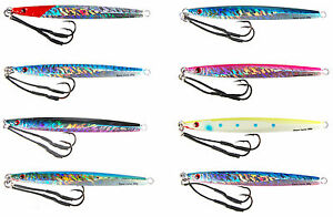 8 lure kit assortment gypsy lures saltwater speed jig 200g 7oz 8