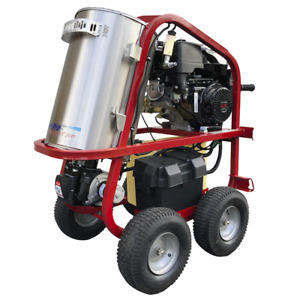 Hot2Go SH Series Professional 4000 PSI (Gas - Hot Water) Pressure Washer w E...