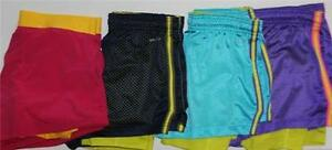 Nike Dri-Fit Women's Athletic Shorts Lot of 4 Size Small FREE SHIPPING!