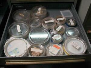 Large Lot of Optical Flats Mirror Zerodur Laser Glass Pyrex 8
