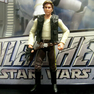 the collection han solo rotj endor tvc vc62