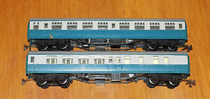 ho gauge inter city coaches