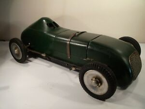 superb m e special tether car c 1950 as