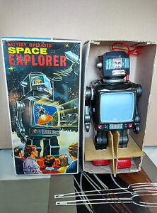 rare high condition mint tin space space