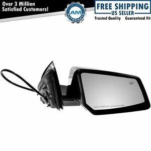 Side View Mirror Power Heated Black Passenger Right for Acadia Traverse Outlook $56.67