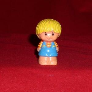 1976 vintage kenner tree tots treehouse boy