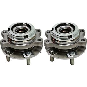 2007 2012 fits Nissan Altima 2.5L 2 Front Wheel bearing Hub Assembly $67.89