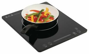 Konig Induction Cooker 2000W Touch Control Slim Line Single Electric Hob GBP 54.92