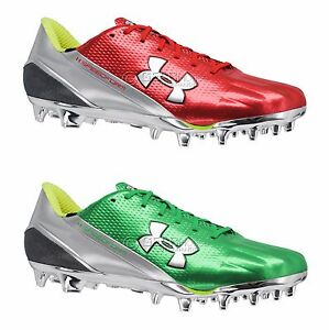 NEW Under Armour SpeedForm MC Football Cleats Shoes Color Size # 1258013