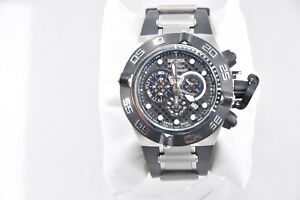 Men's Invicta 6564 Two Tone Stainless Subaqua Noma IV Chronograph Dial Watch