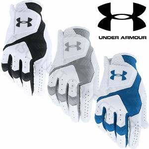 Under Armour Men's UA CoolSwitch Golf Glove Left Hand (Right Handed Golfer)