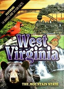 West Virginia The Mountain State Playing Cards $7.49