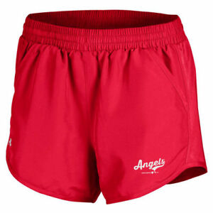 Under Armour Los Angeles Angels of Anaheim Training Shorts - MLB