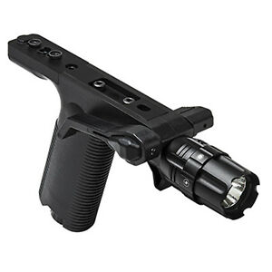 VISM Tactical Foregrip w 250 Lumen LED STROBE Flashlight + Mount Fits KeyMod