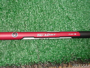 Taylor Made TP M1 R15 Sldr R11s Design Tour Ad Di-7X Graphite Driver Shaft X
