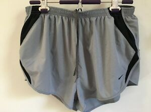 Nike Running Dri Fit Shorts  Lined Men's Extra Large Excellent XL