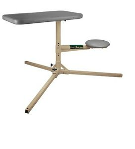 NEW CALDWELL STABLE TABLE OUTDOOR PORTABLE SHOOTING BENCH REST 360 ROTATION