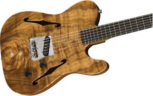 Fender Custom Shop Founders Series Design Esquire - Design by John Page Natural