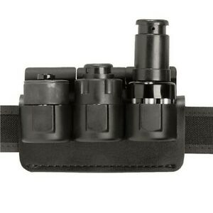 Safariland 333-3-2 Black Competition Triple Speedloader Holder Group 3 Pouch