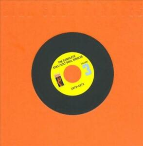 VARIOUS ARTISTS - THE COMPLETE STAX-VOLT SOUL SINGLES VOL. 3: 1972-1975 USED -