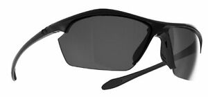 Under Armour Unisex Zone XL Satin BlackGray Sunglasses New - No Tax Ex CA