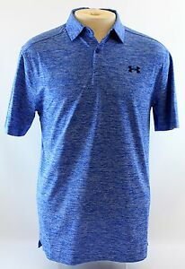 Under Armour Golf Mens 1297402-789 Large Heat Gear Loose Retail $80
