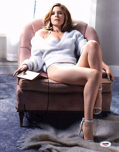 Kate Mara SIGNED 11x14 Photo Zoe House of Cards HOT SEXY PSADNA AUTOGRAPHED